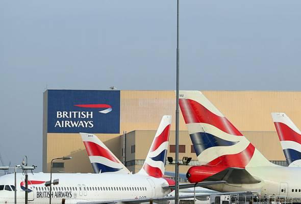 British Airways jual koleksi seni untuk dapatkan dana