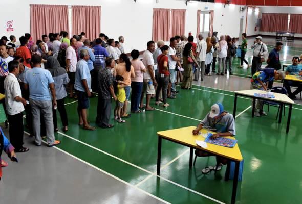 Proses pemilihan 14 cabang PKR di Kelantan bermula serentak hari ini