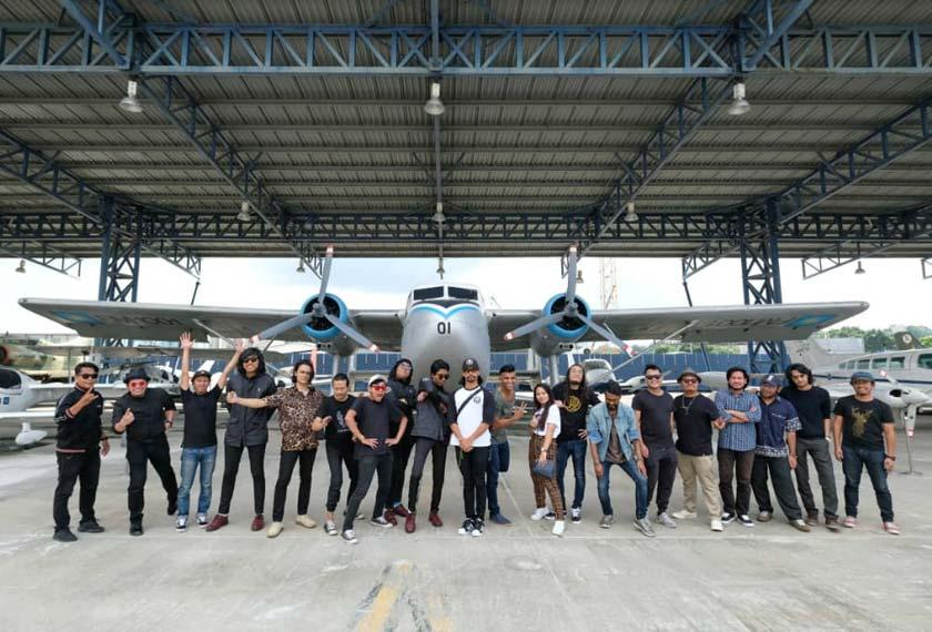 Pemilihan Bandar Malaysia yang menempatkan tapak lapangan terbang pertama di negara ini sebagai lokasi penganjuran begitu signifikan dengan matlamat festival. - Astro AWANI