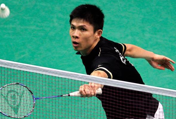 Ujian pertama buat pemain badminton negara minggu depan