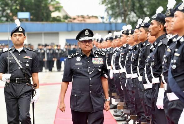 IPCMC mampu tingkatkan reputasi pasukan polis
