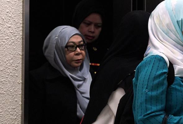 Mahkamah Tinggi batal waran tangkap terhadap bekas ketua perisik