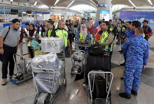 Pasukan bantuan Mapim tiba di Makassar