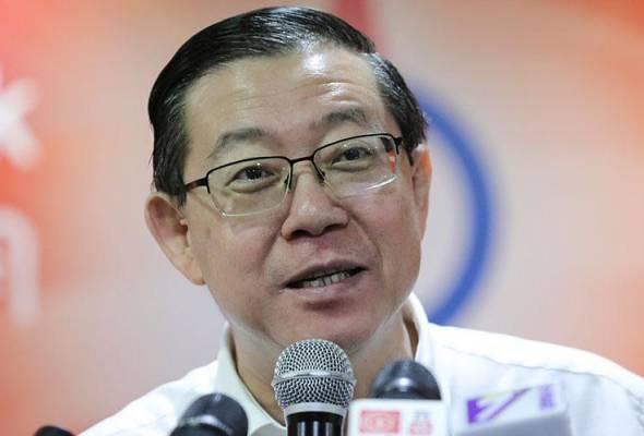 Cukai: Manfaatkan program khas pengakuan sukarela - Lim Guan Eng