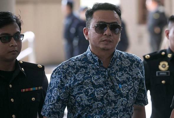 Rizal Mansor tidak mengaku rasuah RM218 juta