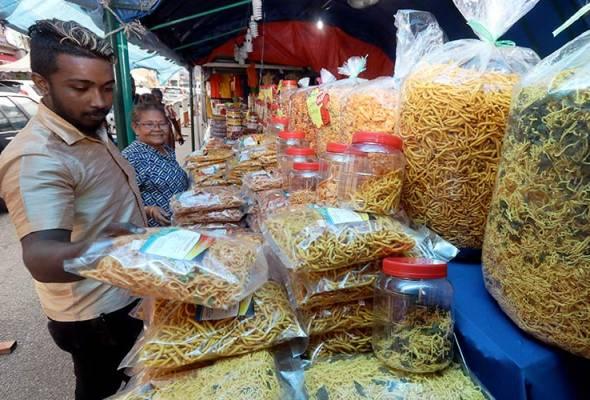 Meriahkan Deepavali dengan pemakanan sihat