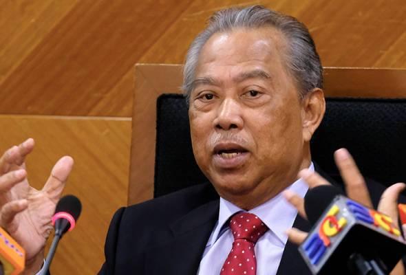 Himpunan bantah ICERD tidak perlu diadakan - Muhyiddin