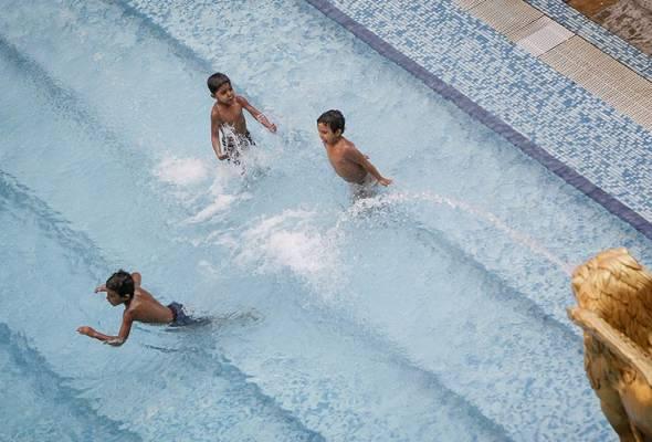 Aktiviti sukan air dalam kolam renang dibenarkan, ini lima tumpuan sidang media Ismail Sabri