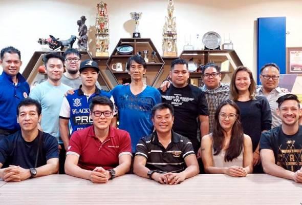 Rashid Salleh dilantik Presiden Persatuan MMA Malaysia