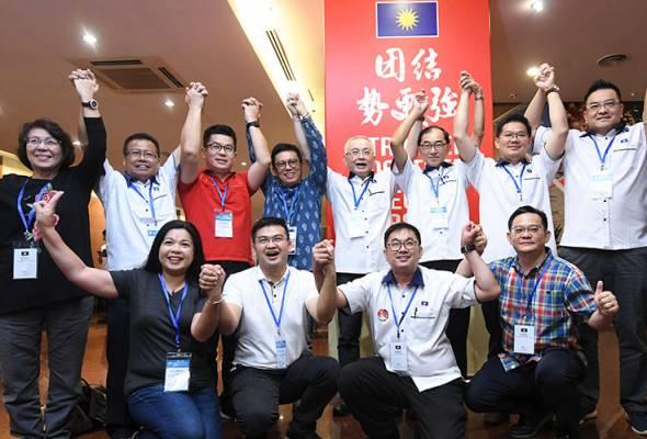 Wee Ka Siong presiden baharu MCA