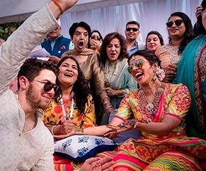 Penyatuan dua hati.. Priyanka Chopra dan Nick Jonas