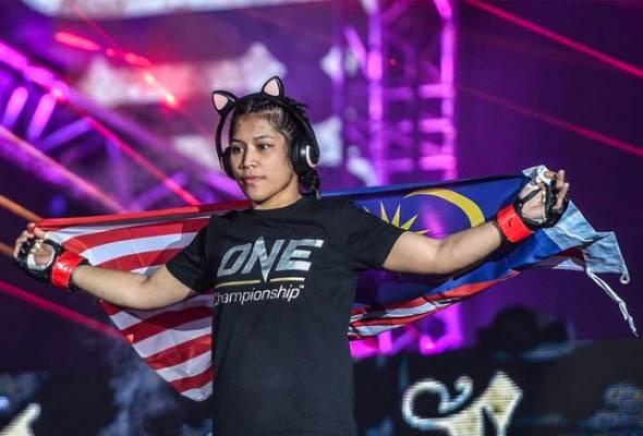 MMA: Jihin sedia beraksi di pertarungan ONE Championship Bangkok