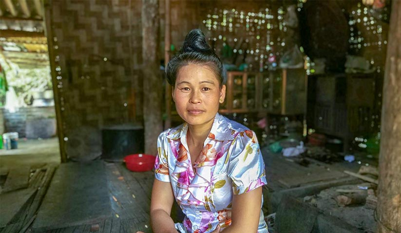 For 37-year-old Hoang Thi Nga, a rice farmer, the sense of pride in her country's history is palpable. Mai Duong for Ceritalah