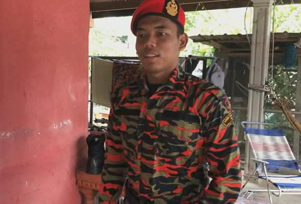'Saya akan teruskan perjuangan Adib' - sepupu