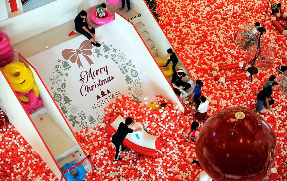 Krismas, cuti sekolah, Malaysia,