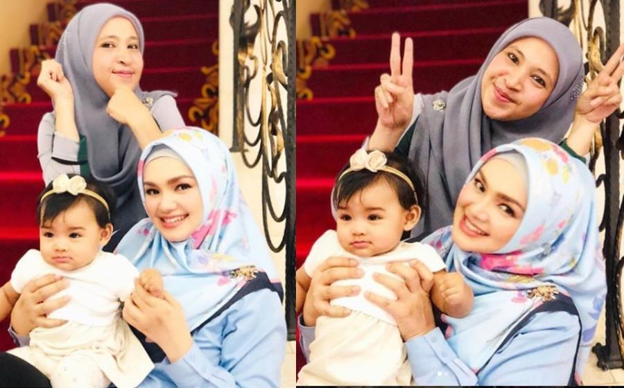 Penangan Siti Aafiyah, Siti Nurhaliza 'terjelepok'