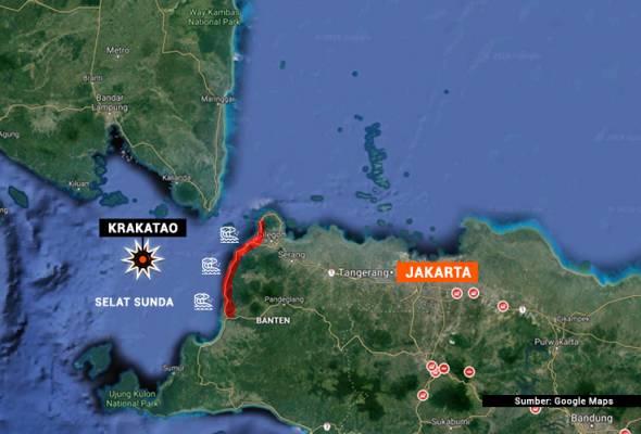 Tsunami Selat Sunda: Tiada rakyat Malaysia terjejas - Kementerian Luar Negeri