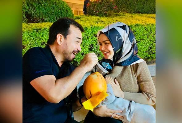 Siti Aafiyah dibawa Siti Nurhaliza bercuti di Dubai