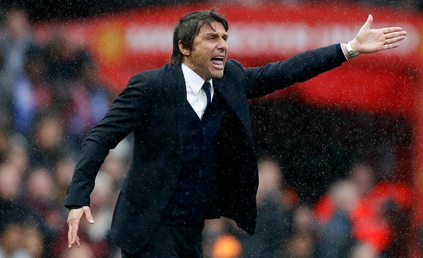Adakah Conte benar-benar sesuai untuk mengepalai The Red Devils? - Gambar REUTERS