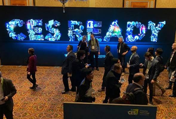 CES 2019: Astro AWANI antara media terawal dari Malaysia