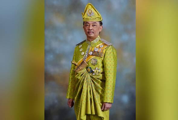 Tengku Abdullah dimasyhur Sultan Pahang 15 Jan