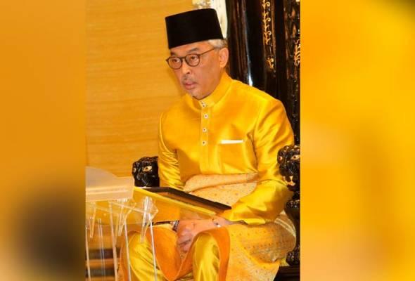 Sultan Abdullah Ri'ayatuddin Al Mustafa Billah Shah gelaran rasmi Sultan Pahang