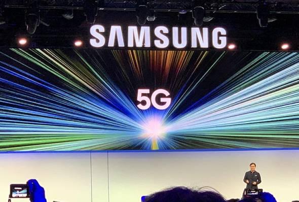 CES 2019: Setelah LG, kini giliran Samsung perkenalkan telefon 5G