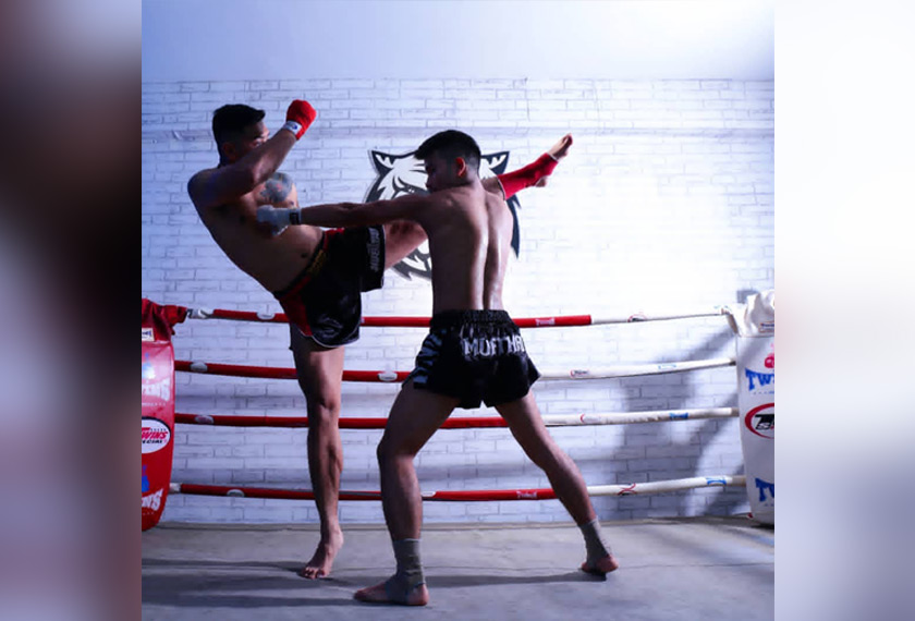 Merican Muay Thai boasts a group of skillful athletes. – Picture courtesy of Saiful Merican