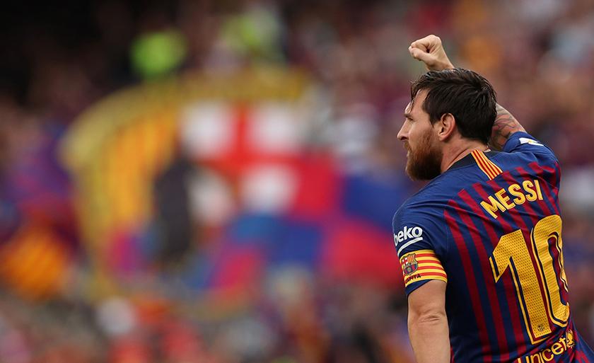 Lionel Messi, pemain terbaik dunia sepanjang zaman? - Gambar REUTERS