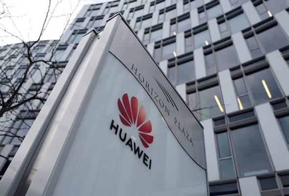 Kerajaan UK larang guna teknologi 5G Huawei