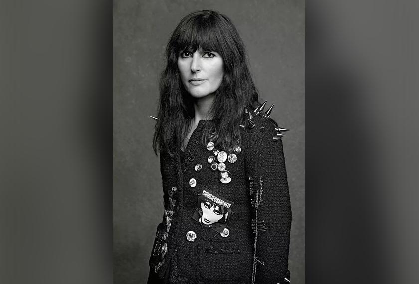 Pengarah Chanel Fashion Creation Studio, Virginie Viard adalah pengarah kreatif Chanel yang baharu.
