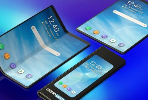 Model baharu telefon Samsung dijual RM8,000