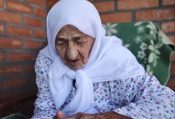 Wanita tertua di dunia membuat pengakuan mengejut sebelum meninggal dunia