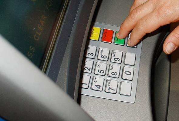 Tiada caj pengeluaran ATM sehingga tamat PKP