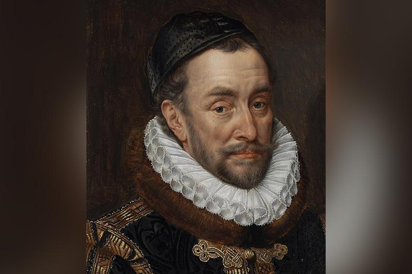William the Silent, atau William of Orange, tokoh yang memimpin Revolusi Belanda dan bertanggungjawab menyebabkan lobak menjadi warna oren. - Wikipedia