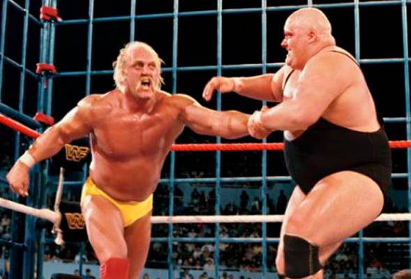 Ahli gusti legenda King Kong Bundy meninggal dunia