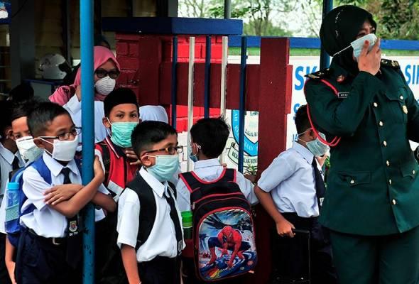 Pencemaran kimia: 260 murid, orang awam alami simptom sesak nafas, muntah