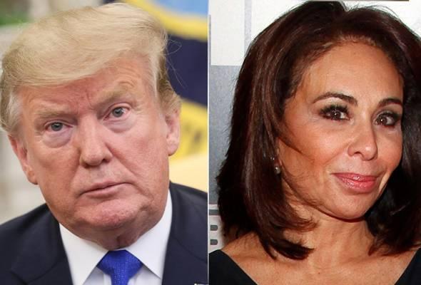 Trump mahu hos Fox News yang dituduh anti-Islam kembali ke udara