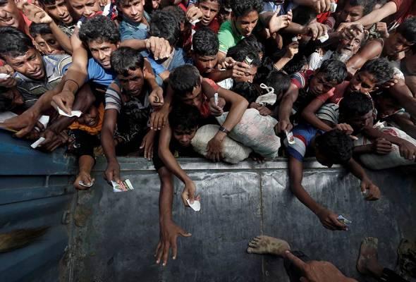 Pelarian Rohingya Dijual Seperti Ikan Oleh Sindiket Pemerdagangan Manusia Astro Awani