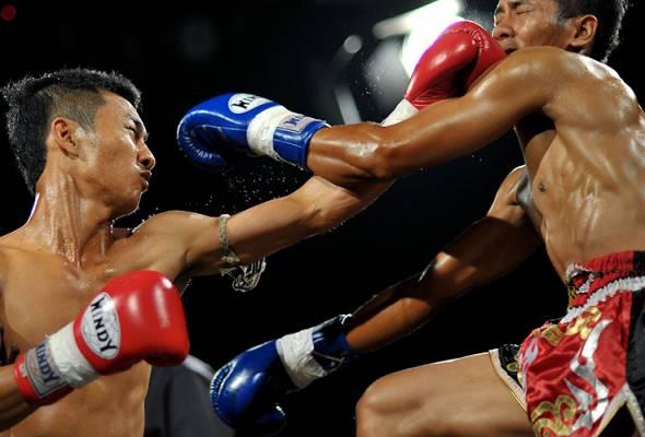 26 peninju sertai kejohanan Muay Thai Gegar Boxing Pantai Timur