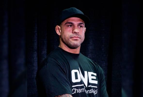 Bekas juara dunia UFC Vitor Belfort sah sertai ONE Championship