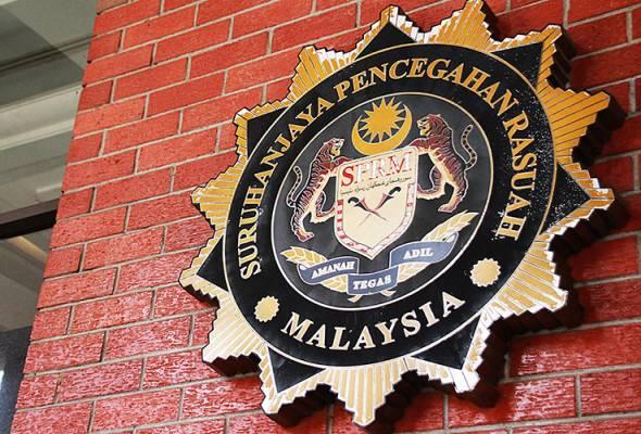 SPRM tahan penolong pegawai penguatkuasa kementerian