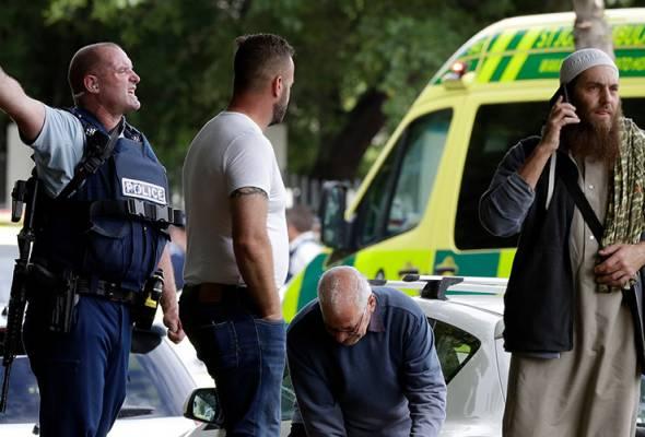 Tragedi solat Jumaat: Malaysia kutuk serangan pengganas di Christchurch