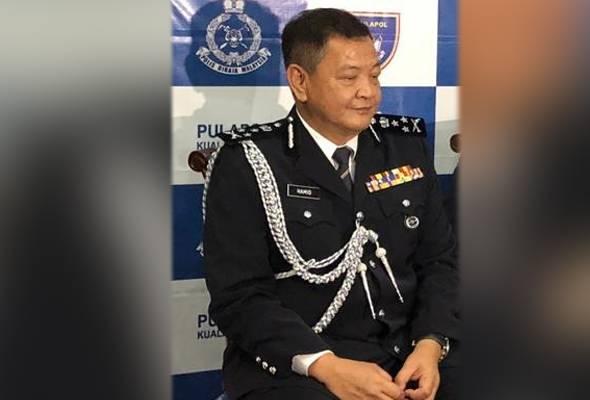 Carian Mengenai Topik Timbalan Ketua Polis Negara Astro Awani
