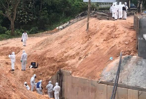 Semburan cecair khas, kajian saintifik kenal pasti punca pencemaran Sungai Kim Kim