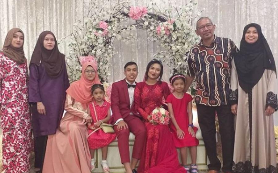 Teringat masa papa main kahwin-kahwin... kisah Salih Yaacob terima menantu