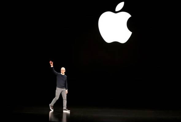 Apple umum sistem operasi terbaharu, bakal beralih guna cip pemprosesan sendiri