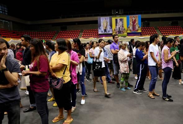 Suruhanjaya Pilihan Raya Thai jamin pilihan raya yang adil dan bersih