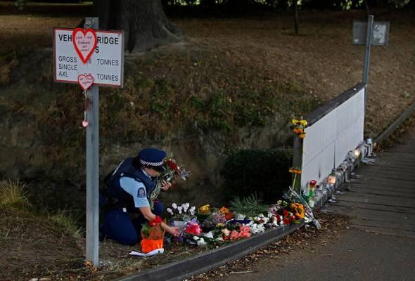 Polis NZ jawab mengapa proses pengecaman mangsa ambil masa panjang