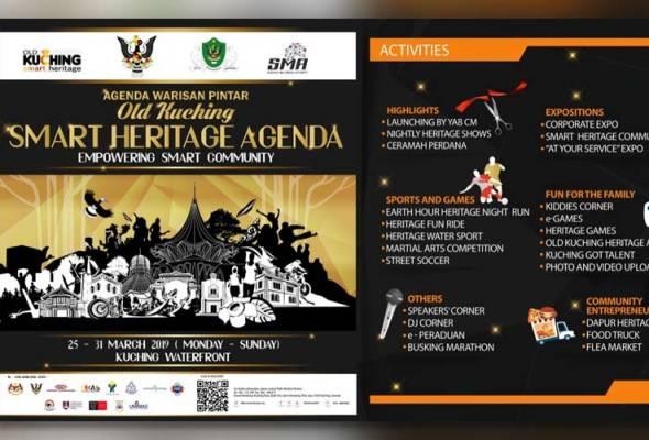 Sarawak perkenal Smart Community Heritage